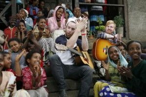 David Cook talks about his Ethiopia experience for 'Idol Gives Back'