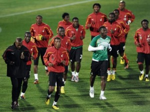Ghana's World Cup run has Ethiopia dreaming