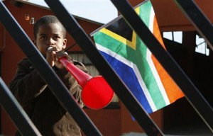 Almost here! South Africa awaits World Cup