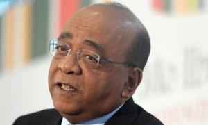 No winner for $5 million African leadership prize