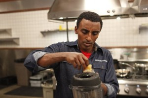 Marcus Samuelsson wins the second season of 'Top Chef Masters'