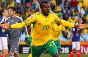 Brave Bafana Earn Victory But Are Out With Les Bleus