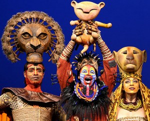 The Lion King on Broadway: Review