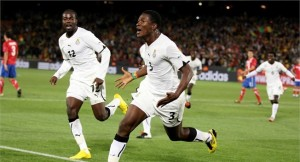 With the Black Stars of Ghana, Africa's Quest for a World Cup Continues