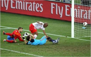 From The New York Times: Switzerland Stuns Spain in World Cup