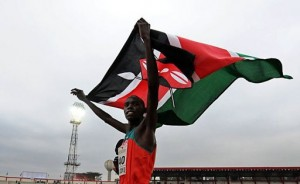 Host Kenya wins gold at African Atheletics meet