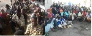 34 Ethiopian illegal immigrants detained in Yemen