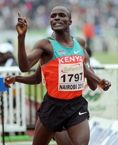 Kenya Dominates the African Athletics Championships