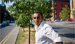Ethiopian-Born Celeberty Chef, Marcus Samuelsson Opens in Harlem
