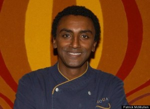 Ethiopian-Born Celebrity Chef Marcus Samuelsson:  A Game Changer
