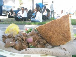 Ethiopians in the Bay Area Celebrated Enkutatash