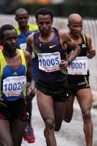 Ethiopia: Gena Siraj wins rainy Beijing Marathon