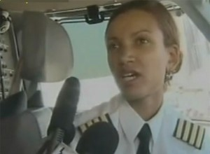 Ethiopian Airlines appoints its first female commercial flight captain