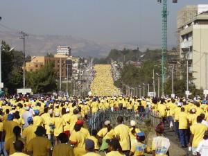 Great Ethiopian Run To Be Held This Weekend