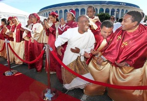 Ethiopian community gathers to celebrate Timket