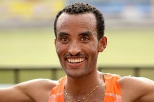 Kenya's Mary Keitany Breaks the World Record, Ethiopia's Deriba Merga Wins Half Marathon