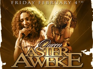 From Ethiopia to New York: Aster Aweke Live at SOB's – February 4th