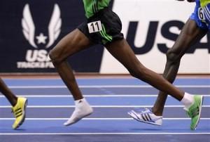 Ethiopia: Gebremeskel loses shoe but wins 3000 metres in upset