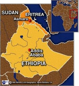 Ethiopia warns of action against Eritrea